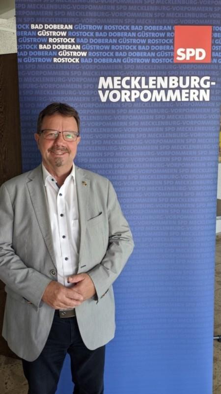 SPD HRO Rainer Albrecht