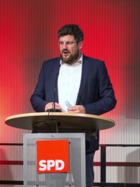 SPD HRO Julian Barlen