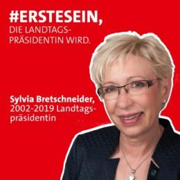 Erstesein Sylvia Bretschneider