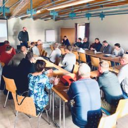 Workshops zu unterschiedlichen Themen der praktischen Parteiarbeit