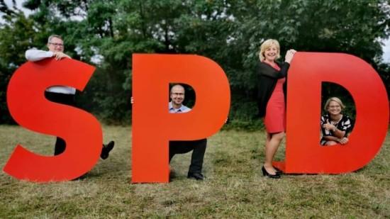 Wahlen 2021 SPD MV Gundlack June Weiss Hesse