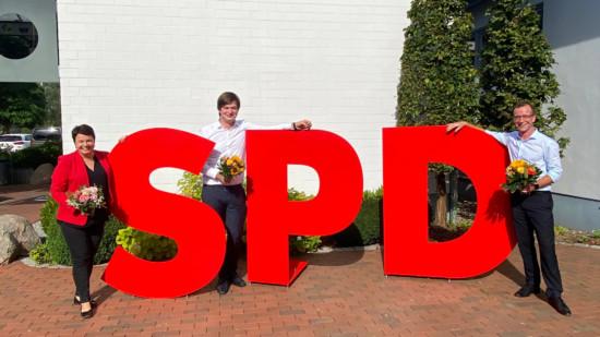 Landtagswahl 2021 Drese da Cunha Stamer SPD MV