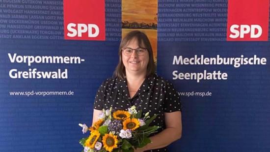 SPD MV Anna Konstanze Schröder Demmin