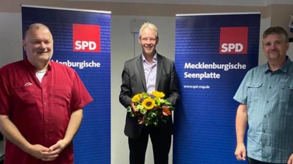 Thomas Krüger Landtagswahl