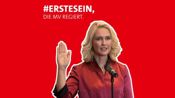 ErsteSein Manuela Schwesig