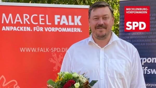 Marcel Falk Vorpommern Greifswald