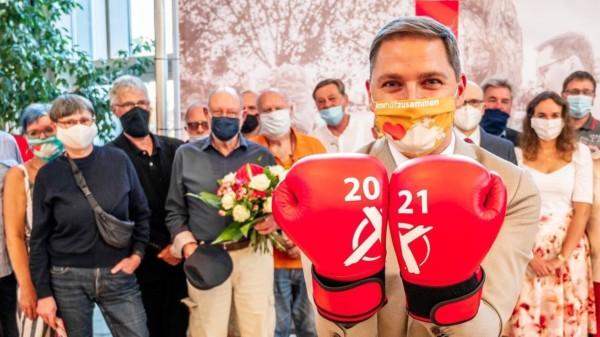SPD MV Dahlemann Kandidatur