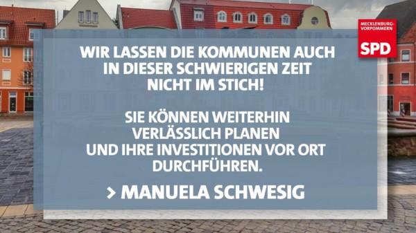 SPD MV Kommunen Unterstuetzung