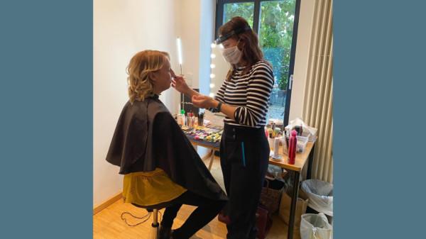 Shooting SPD Landtag Kandidaten Elisabeth Assmann