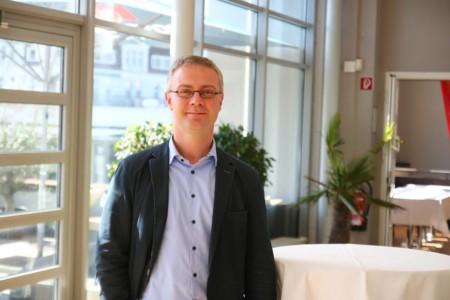 Christian Masch beim Landesparteivorstand 2019