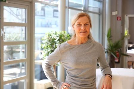 Sonja Steffen beim Landesparteivorstand 2019